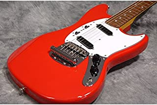 Fender Japan 69 Reissue Mustang Guitar Mg69/mh RED Electric Guitar (Japan Import)