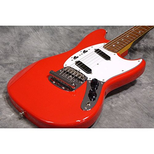 Cheap Fender Japan 69 Reissue Mustang Guitar Mg69/mh RED Electric Guitar (Japan Import) Black Friday & Cyber Monday 2019