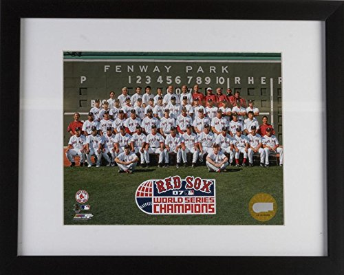2007 Boston Red Sox MLB Framed 8x10 Photograph World Series Celebration