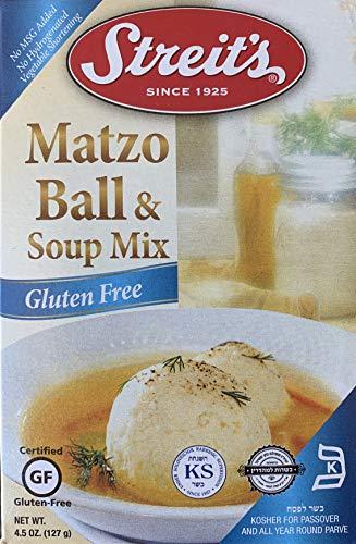 Streit's Matzo Ball Soup Gluten Free 4.5 Oz (3 -Pack)