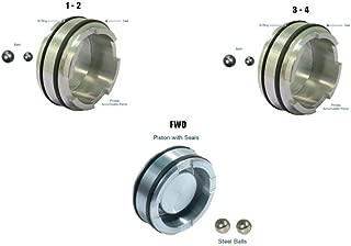 4L60E, 4L65E, 4L70E Sonnax Pinless Accumulator Piston Kit FWD, 1-2 & 3-4