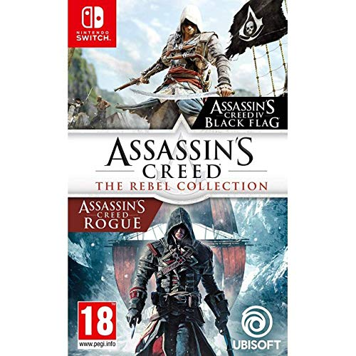 Assassin s Creed: The Rebel Collection