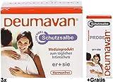 Deumavan Lavendel Schutzsalbe 3x 100ml + GRATIS 8ml Deumavan Schutzsalbe