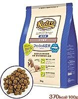 【ニュートロ】ナチュラルチョイス犬全犬種用【成犬用】フィッシュ&玄米(ポテト入り)3kg×4個セット