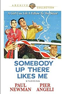 Somebody Up There Likes Me 1956