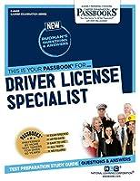 Driver License Specialist