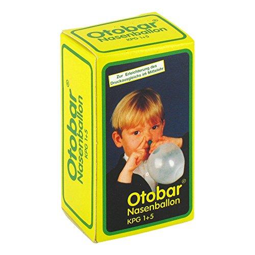 Otobar Nasenballon Kombipckackung 1+5, 1 P