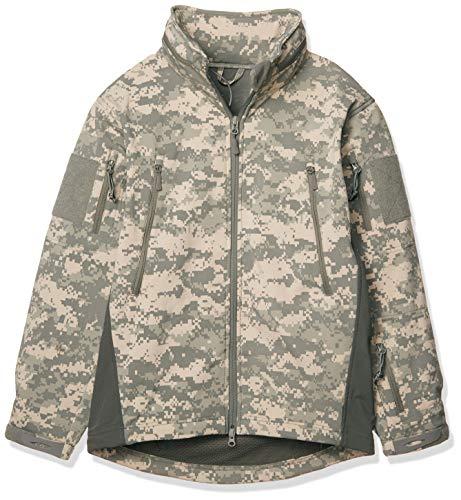 [エフスタイル] アメリカ軍SAPジャケット F-STYLE アメリカ軍 防風・防寒 SAPジャケット ACU US XS (日本サイズS相当)