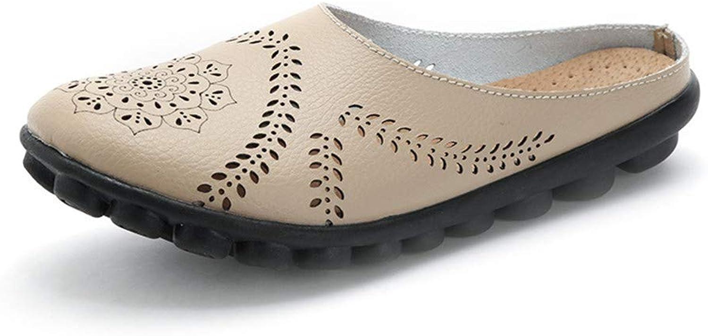 ProDIgal Women's Fashion Flats Casual Comfortale Slip On shoes Ladies Flat Platform Loafers