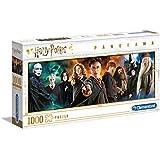 Clementoni panorámico de Harry Potter, 1000 Piezas, Rompeca