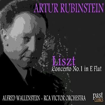 Liszt: Piano Concerto No. 1 in E-Flat