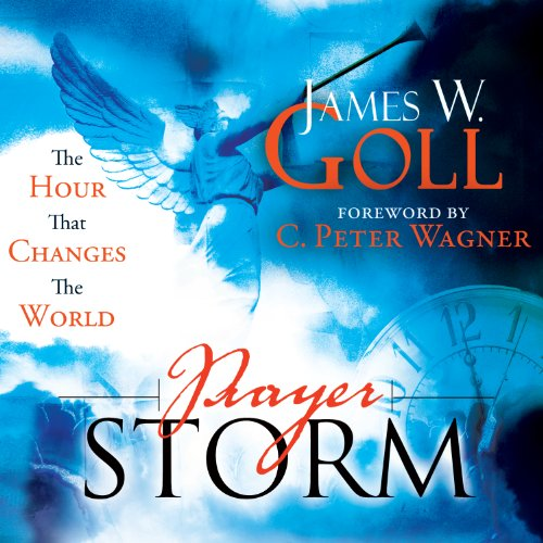 Prayer Storm audiobook cover art