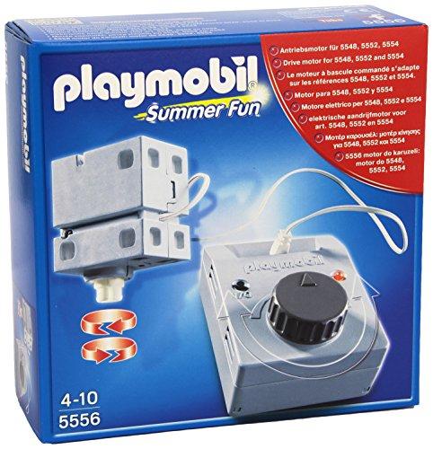 Playmobil - 5556 - Jeu De Construction - Moteur À Bascule Commande