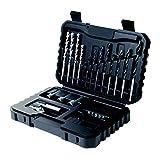 Black+Decker A7216-XJ Kit de 32 piezas para taladrar y atornillar