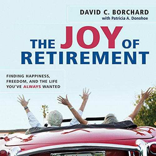 The Joy of Retirement audiobook cover art