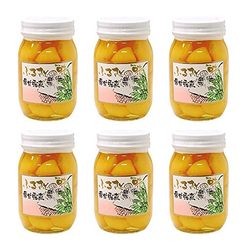 【まとめ買い】マロン 栗甘露煮 1級Sサイズ 550gx6