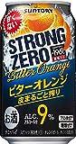 ストロングゼロ -196℃ ビターオレンジ 350ml 24缶