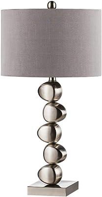 Retro Home Lampes De Créativ Jia Table Décoration Metal Light vnmN80w