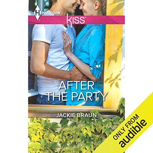After the Party audiobook cover art