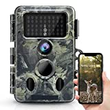 Best Trail Camera Pictures - 4K 30MP WiFi Wildlife Camera, Bluetooth 940nm No Review
