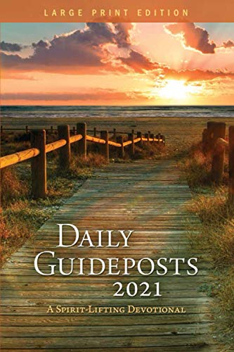 Daily Guideposts 2021 Large Print