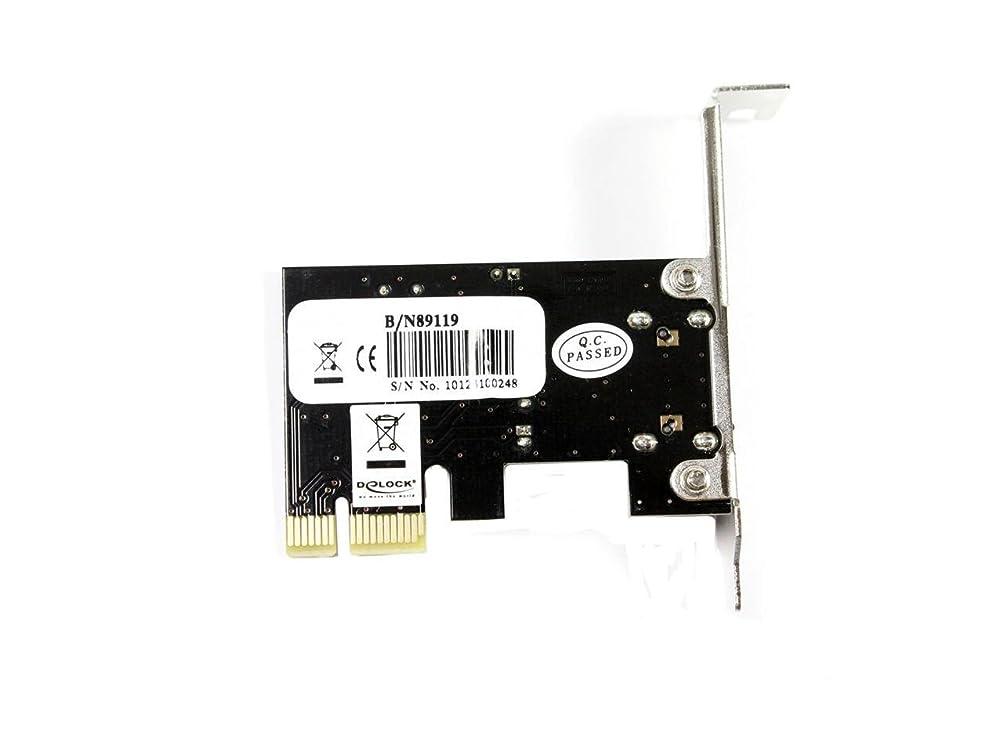ビジョン空気回転させるDellシリアルATA 3?GbのDelock eSATA PCI - Eコントローラカード10123100248?B / n89119?40tdr 040tdr cn-040tdr