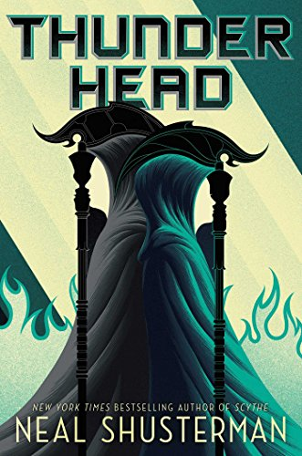 Amazon.com: Thunderhead (Arc of a Scythe Book 2) eBook: Shusterman ...
