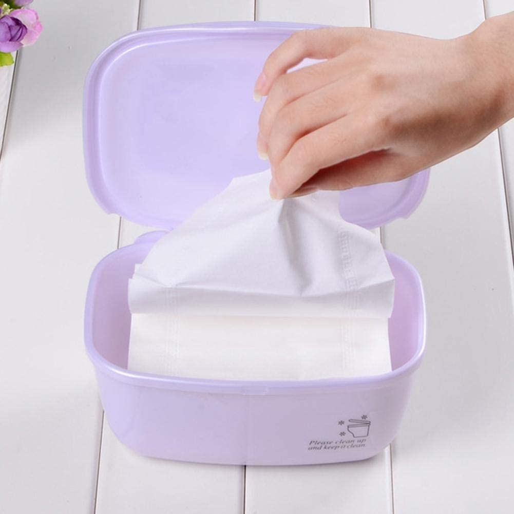 Non-Slip Diaper Wipes Dispenser Baby Wipes Case Easy Open /& Close Wipe Container for Car Home Office Baby Wipe Holder Keeps Wipes Fresh