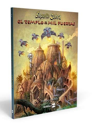 El templo de las mil puertas: Imperio Cobra