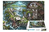 Playing Grounded Limited Edition Jigsaw Puzzle 1000 Pieces A Late Breakfast Anime Puzzle Fairy Puzzle Fantasy Puzzle, Japanese Jigsaw Puzzle