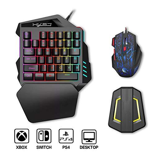 teclado juego ps4 fabricante Docooler