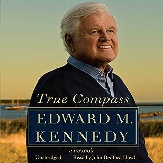 True Compass audiobook cover art