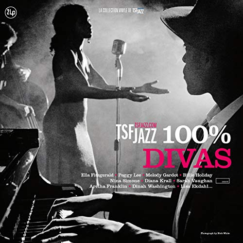 Collection Tsf Jazz - 100% Divas [Vinilo]