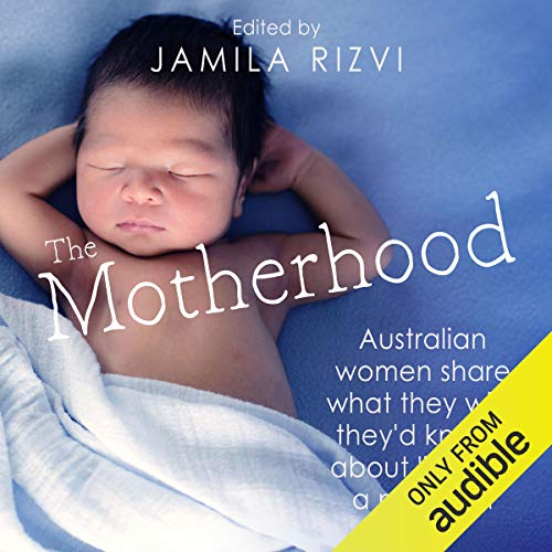The Motherhood audiobook cover art