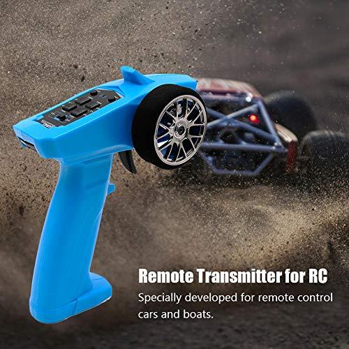 3CH 2,4 GHz RC Auto Controller Digital Radio Fernbedienung Sender Mit Empfänger Für RC Auto Boot PK TG3 FS-GT3B Turbo