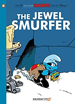 [Peyo]のThe Smurfs #19: The Jewel Smurfer (The Smurfs Graphic Novels) (English Edition)