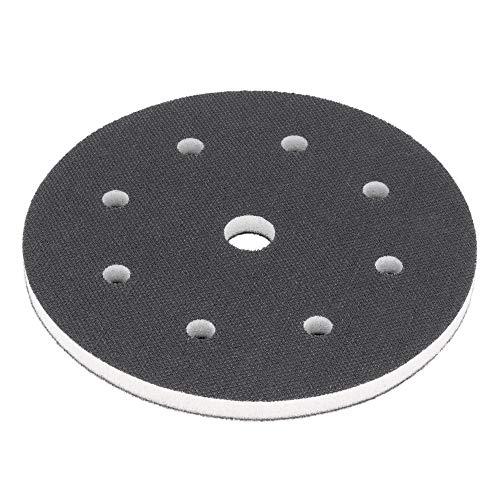 DFS Interfaz de esponja suave 200mm / 8' con 8-Agujero - Esponja Interfaz para Plato Lijadora/Almohadilla de lijado