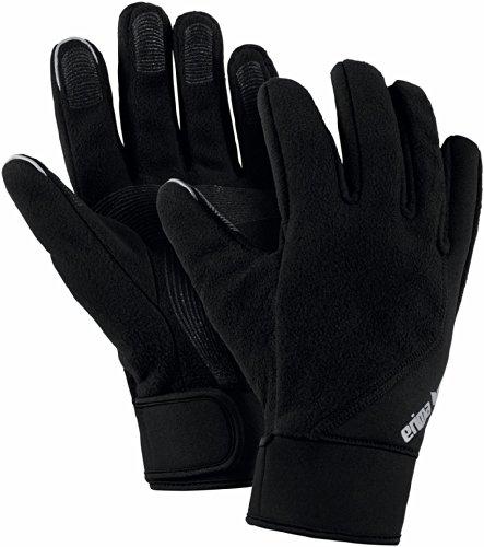 Erima Sports Gloves Accessoires, Schwarz/Silber, 5