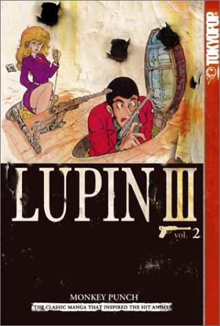 Lupin III Volume 2