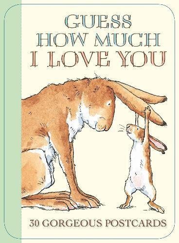 [(Guess How Much I Love You)] [ By (author) Sam McBratney, Illustrated by Anita Jeram ] [May, 2012]