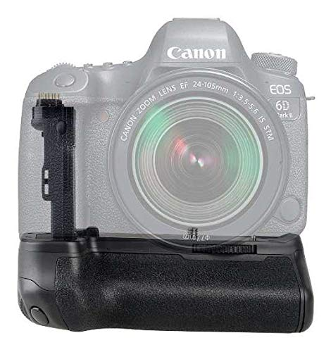 Battery Grip Meike Para Canon 6d Mark II