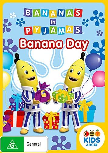 Bananas in Pyjamas Banana Day [NON-UK Format / Region 4 Import - Australia]
