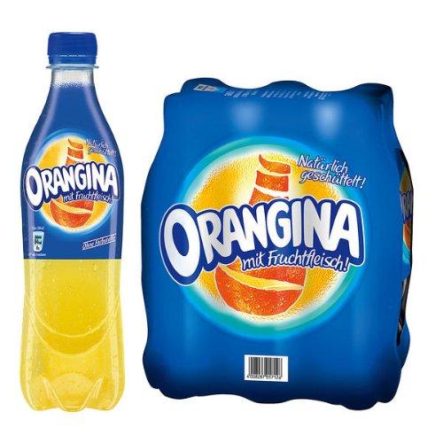 Orangina mit Fruchtfleisch 6 x 0,5l