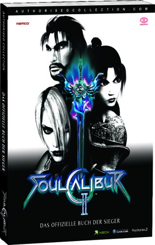 Soul Calibur 2 Offizielles Lösungsbuch