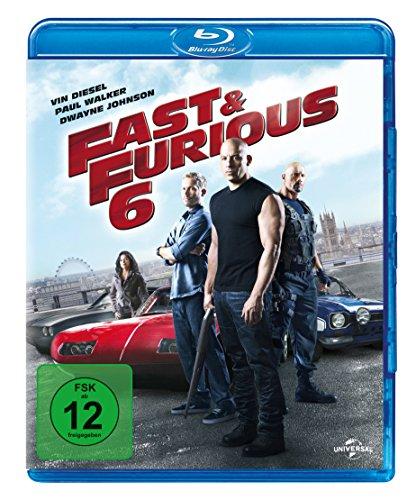 Fast & Furious 6 [Blu-ray]