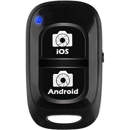 iPhone Tablet Disparador Remoto Bluetooth para c/ámara iOS y Android Compatible con Smartphone