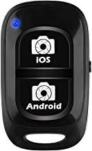 Bluetooth Camera Remote Shutter for Smartphones, UBeesize Wireless Camera Remote Control Compatible with iPhone/Android Ce...