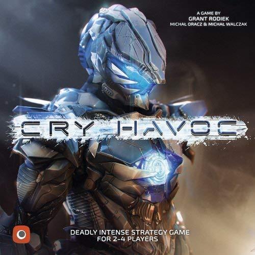 Portal Games 1002 - Cry Havoc (deutsche Ausgabe)