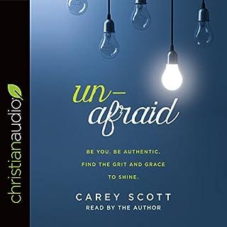 Unafraid cover art
