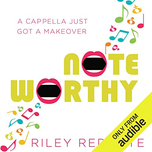 Noteworthy audiobook cover art